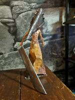 Silent Hill Pyramid Head Figurine OOAK Custom Handmade Model Doll