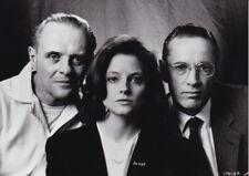 A. Hopkins Jodie Foster S. Glenn Le Silence des Agneaux Original Vintage 1991