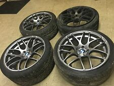 "BMW E60 E61 M5 20"" sport STAGGERED wheels rim 545i 550i 530i 525i 528i 535i"