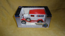 VINTAGE LIBERTY CLASSICS TOPS FRIENDLY MARKETS FORD MODEL A DELIVERY TRUCK BANK