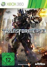 Transformers 3 Xbox 360 juego