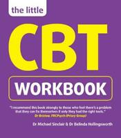 The Little CBT Workbook by Michael Sinclair, Belinda Hollingsworth, NEW Book, FR