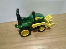 John Deere Plastic Tractor With Grapple Hooks By Learning Curve
