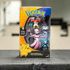 POKEMON Multi Figure Pack - 4 Figurines - Pokémon Team Battle - NEUF