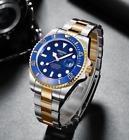 Nibosi-1985-Submariner-Diver-2-Tone-Blue-Dial-Automatic-Watch