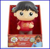 Ryan's World Mega Surprise Collectable Figure. 10 Surprise Toys Money Box