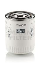 Filtro de aceite-Mann-Filter W 930/20