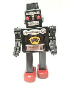 Wind up Robot Classic Collectible Tin Toy Tinplate