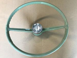 1964 Pontiac Catalina Steering Wheel 421 SD