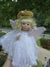"""Lee Middleton christmas angel with box/coa/stand vinyl 13"""" limited to 500"""