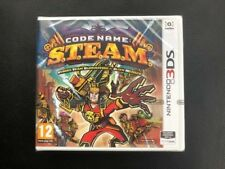 JEU NINTENDO 3DS : CODE NAME STEAM - NEUF