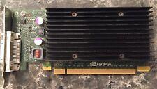 NVIDIA QUADRO NVS 300 512MB LOW PROFILE HP 625629-001 632486-001 LOT OF 5