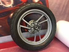 Suzuki GSXR400, GSXR 400, Rear Wheel, Tyre & Disc, It's From a 1985, GK71B Model