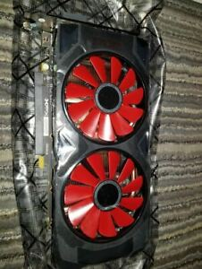 XFX - AMD Radeon RX 570 RS Black Edition 8GB GDDR5 PCI Express 3.0 Graphics Card