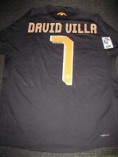 Authentic Villa Valencia Jersey 2006 2007 Camiseta Shirt Barcelona New York