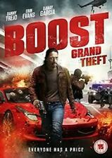 Boost: Grand Theft [DVD] - NEW AND SEALED