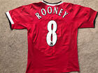 Manchester United 2004-06 Home Shirt Large Boys