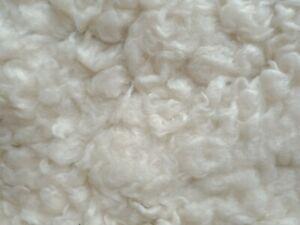 Wool cot mattress underlay