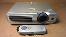 Sharp PG-C20XU Projector Beamer 1000 LUMENS  NO HOURS, POWER ON OK - INCL REMOTE
