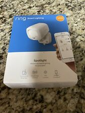 New Ring Smart Lighting Battery Powered 400 Lumens LED  White Next Day Delivery