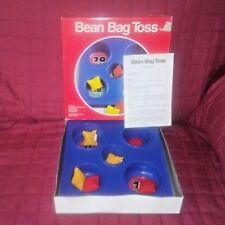 Pressman BEAN BAG TOSS Game Complete with 6 Bean Bags 2004 Red Box Instructions