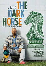 The Dark Horse (DVD, 2016) Cliff Curtis / NEW SEALED