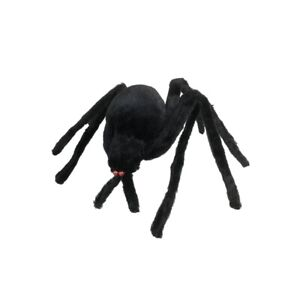 Large Black Hair Spider - 90cm