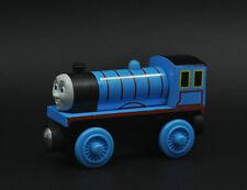 100% Original EDWARD Thomas Friends Train Wooden Engine Child Boy Toy HC518