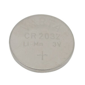 5pcs VARTA Battery CR2032 3V Button Battery For Digital Games, Watches