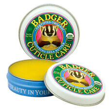 Badger Balm - Cuticle Care Balm Soothing Shea Butter Nourish & Repairs 21g