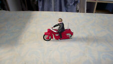moto pompier minialuxe norev bonux