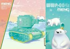 Meng-model WWP-004s - KV-2 (Cartoonmodel, Incl.resin Cartoon Bear Figurines)
