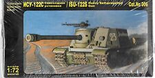 MAC ISU-122S Heavy Self Propelled Gun in 1/72 006