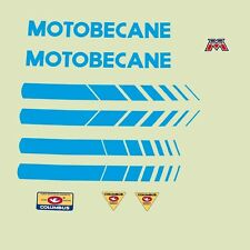 Motobecane Special Pro/Team Bicyclette Autocollants-Decals-Transfers n.790