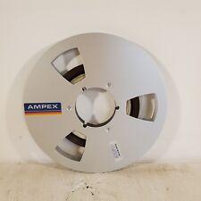 "Ampex 456 Metal Reel 10.5"" - Take Up Reel"