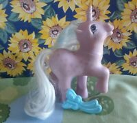 ❤️My Little Pony MLP G1 Vtg Twice as Fancy Unicorn MILKY WAY & Original Brush❤️