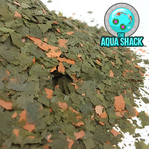 Malawi Cichlid Flake Fish Food Algae Shrimp Protein Colour Growth Malawi Health