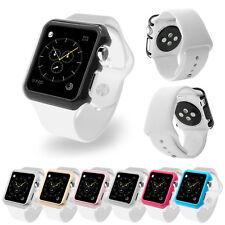 TPU Schutzhülle Cover Case Bumper für Apple Watch Sport Edition 38 / 42 mm