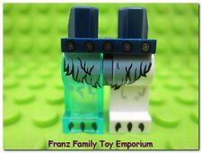 New LEGO White Minifig Legs Transp Blue Leg Animal Fur/Claws Icerot Bear Body