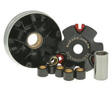 Kymco Agility City 50 Sport Variator & 6 gram Rollers