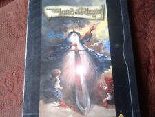 THE LORD OF THE RINGS ANIMATED (2001) DVD RALPH BAKSHI NEW & SEALED