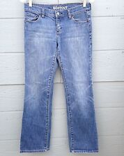 NEW YORK & COMPANY JEANS FOR WOMEN SIZE 15 INCHES 38 CM MEDIUM WASH PRE-OWNED
