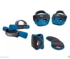 CRIVIT Sports Fitness Weights 6 Pack. 6 Piece Set New In Box