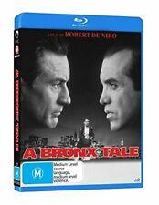 a Bronx Tale Blu-ray Robert De Niro Drama Discs 1