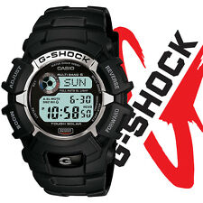 CASIO G-SHOCK GW2310-1 Tough Solar Digital Black Round Dial Black Resin Band
