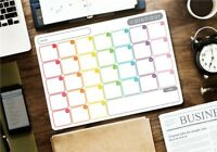 A3 Magnetic Monthly Calendar Memo Board by The Magnet Shop®