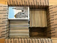Large Lot of 1000+ Vintage Early & Mid-1900s American Postcards