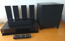 Sony Bdv-E370 5.1 Complete Blu-Ray 3-D Home Theater Sys. w/6 Speakers & Remote