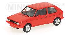 """VW Golf I GTI 'Pirelli' """"Red"""" 1983 (Minichamps 1:43 / 400055170)"""