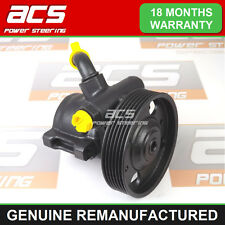 PEUGEOT 306 GTI RALLYE 2.0 16V POWER STEERING PUMP - GENUINE RECONDITIONED